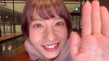 静岡放送の女子アナ・矢端名結がyoutubeで乳首チラしてると話題に