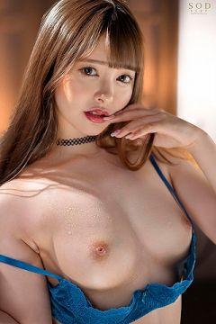 美人SOD女優・小倉由菜がピストンバイブでイカされ過ぎて痙攣してるw