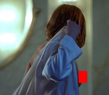ミラ・ジョヴォヴィッチさん、またしても勃起エロ乳首を世界に公開してしまうwwwww
