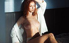 世界の巨匠が撮った外国人女性ヌードの芸術美学。