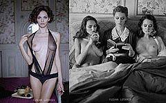 Ruslan Lobanov の古典アートなヌード写真集