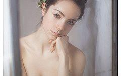 クララという名の天使の裸体・・・本当に美しい人間。