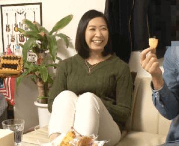 【人妻ナンパ】竹内〇子似の笑顔がキュートな巨乳人妻!浮気常習犯の奥様は男に迫られ拒みながらも中出しOK!